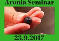Aronia Seminar